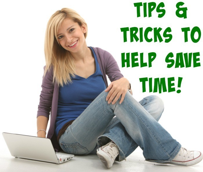 Tips  Tricks Help Save Time Daily Time Saving Hacks