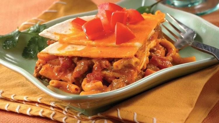 3 Quick and Easy Dinner Ideas with Hamburger Helper® 4