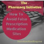 The .Pharmacy Initiative: Avoid False Medication Sites