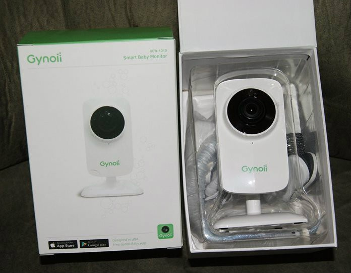 gynoii wifi baby monitor is a better and smarter solution. Black Bedroom Furniture Sets. Home Design Ideas