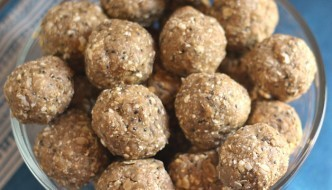 no bake protein energy balls