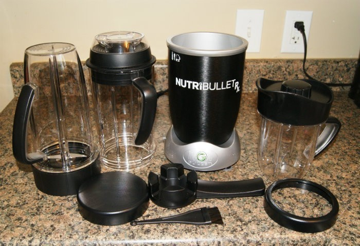 Transform Your Life With The Nutribullet Rx