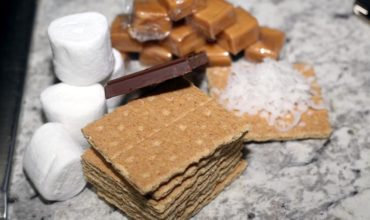 Samoa S'mores Recipe + 16 Awesome Fourth of July Recipes