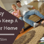 5 Easy Tips to Keep a Cleaner Home and Dyson V6 Slim