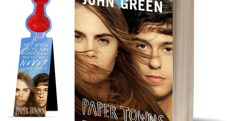 Win a $25 Visa Gift Card and More with Paper Towns -The Movie Giveaway