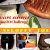 """""""Unsloppy"""" Joes with Philips Airfryer 