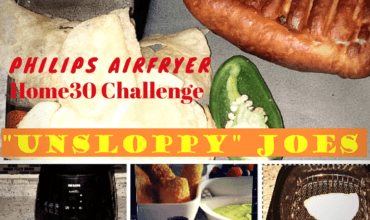 """Protected: """"Unsloppy"""" Joes with Philips Airfryer 