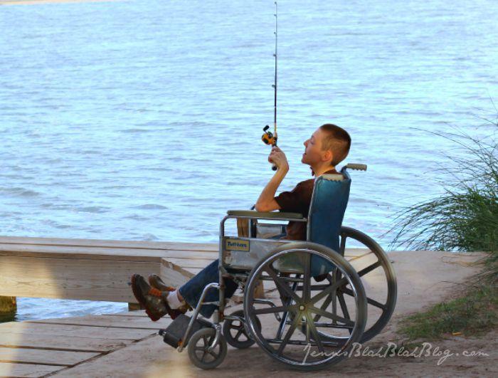 bud fishing
