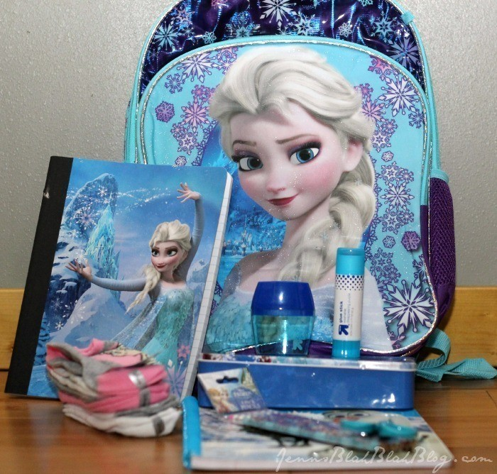 frozen back to school target