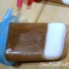 French Vanilla Iced Coffee Popsicles
