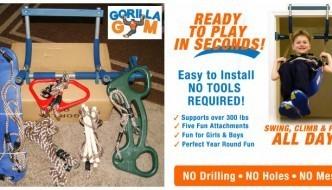 gorilla gym 3 collage