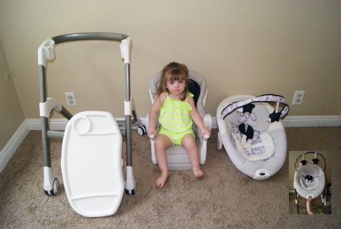 graco 5 in 1 all