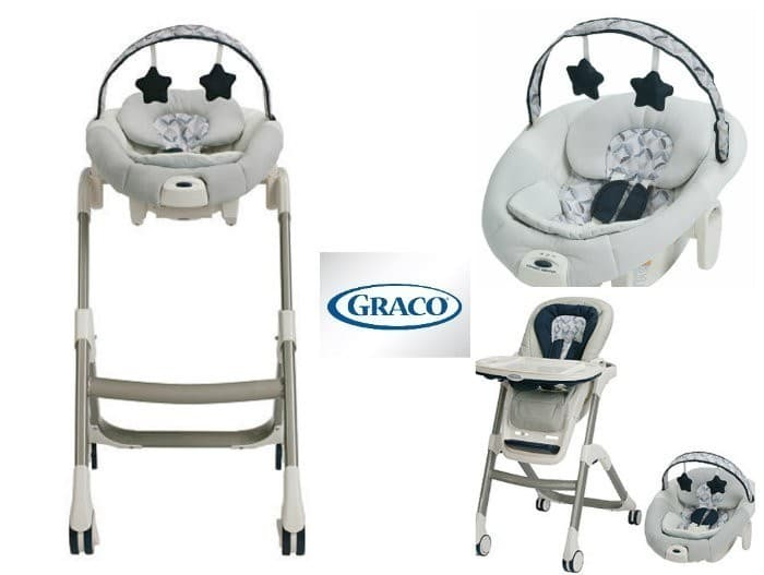graco seating collage