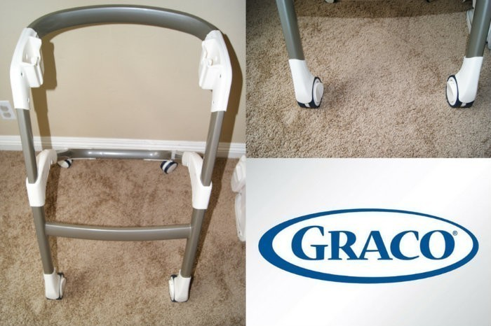 graco stand collage