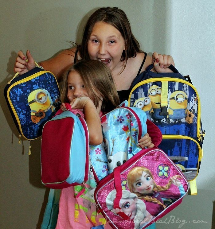 kids back to school supplies