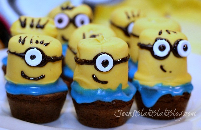 minion dessert ideas