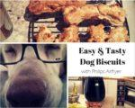 Easy and Tasty Dog Biscuits with Philips Airfryer