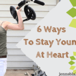 6 Ways To Stay Young At Heart