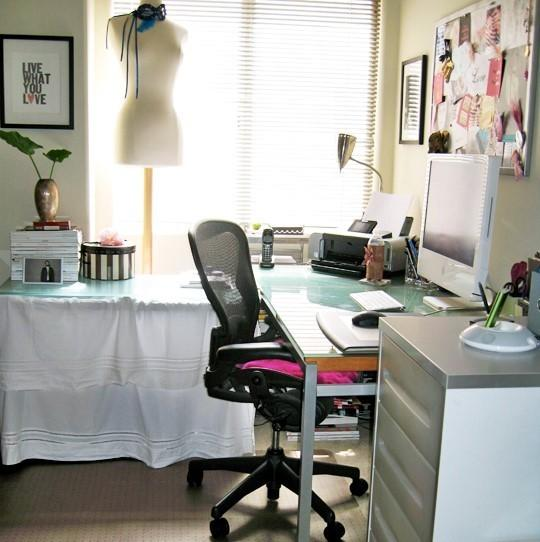 how to make your home office more comfortable jenns blah