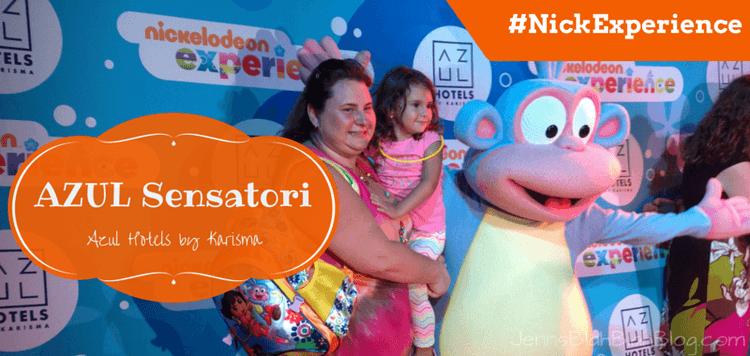Azul Sensatori Nickelodeon Experience Mexico Karisma Hotels