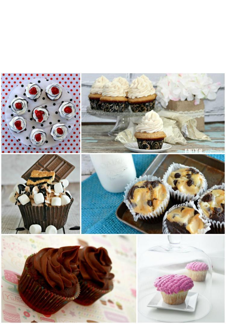 Love Cupcakes? Check Out These Awesome Cupcake Recipes