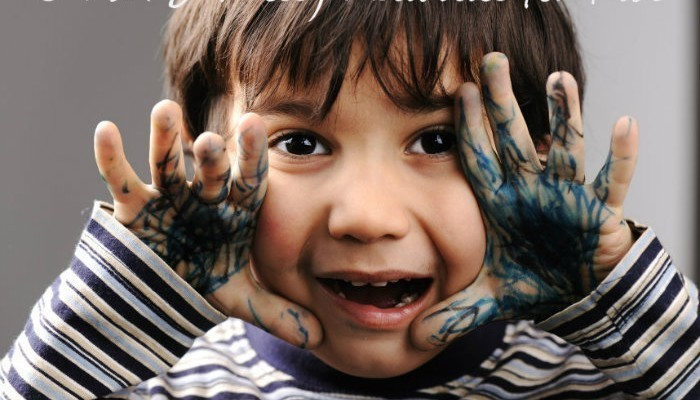 6 Fun & Messy Activities for Kids