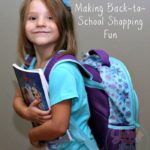 The ABC's of Making Back-to-School Shopping Fun