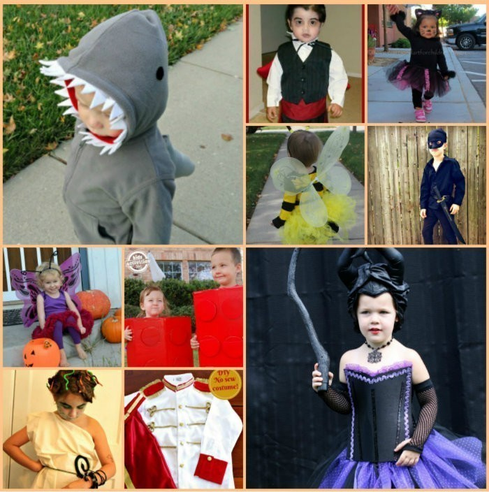 easy diy 20 Awesome Halloween Costume Ideas a - Easy Awesome Halloween Costumes