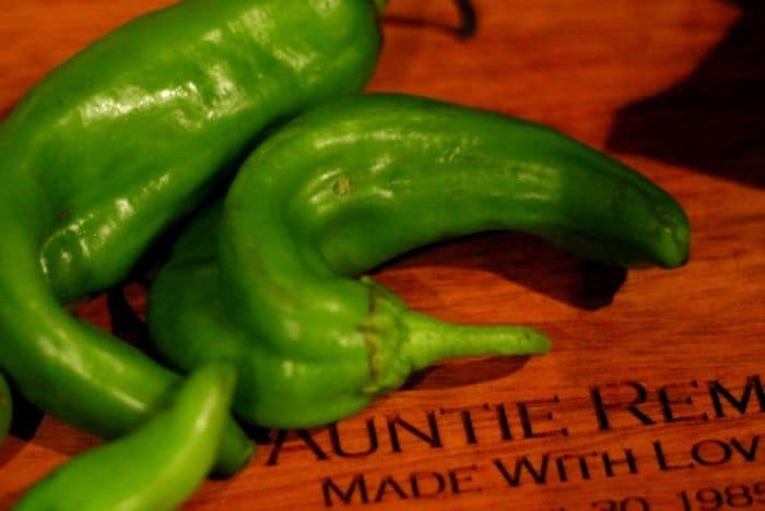 Green chile