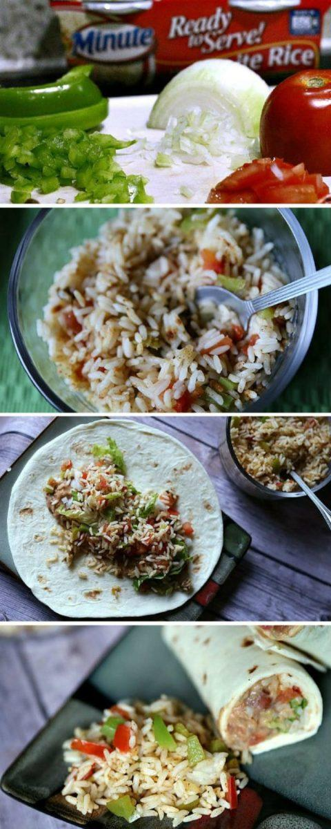 how to make spanish rice with white rice