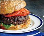 juicy burger recipe