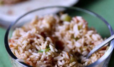 Quick and Easy Spanish Rice Recipe