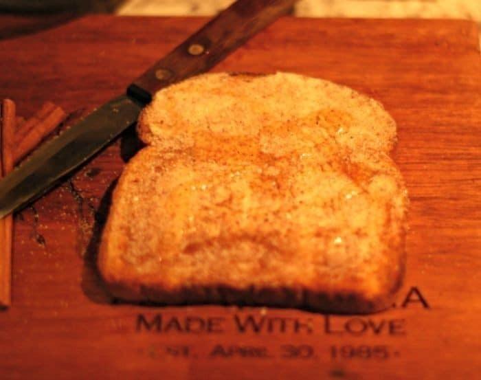 Xpress Cinnamon toas