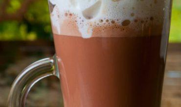 Chocolate Mocha Coffee Recipe + Giveaway