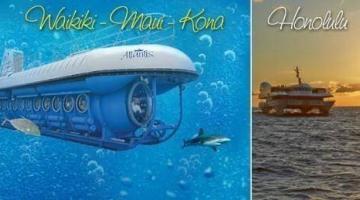 Underwater Exploration with Atlantis Adventures Submarine Tours ~ `Ohana Time on O'ahu
