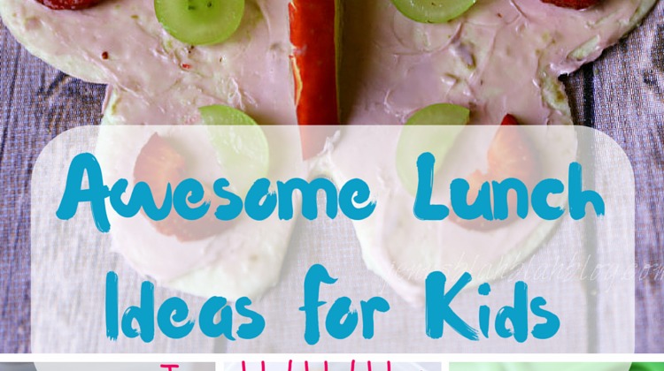 Fun & Easy Lunch Ideas for Kids