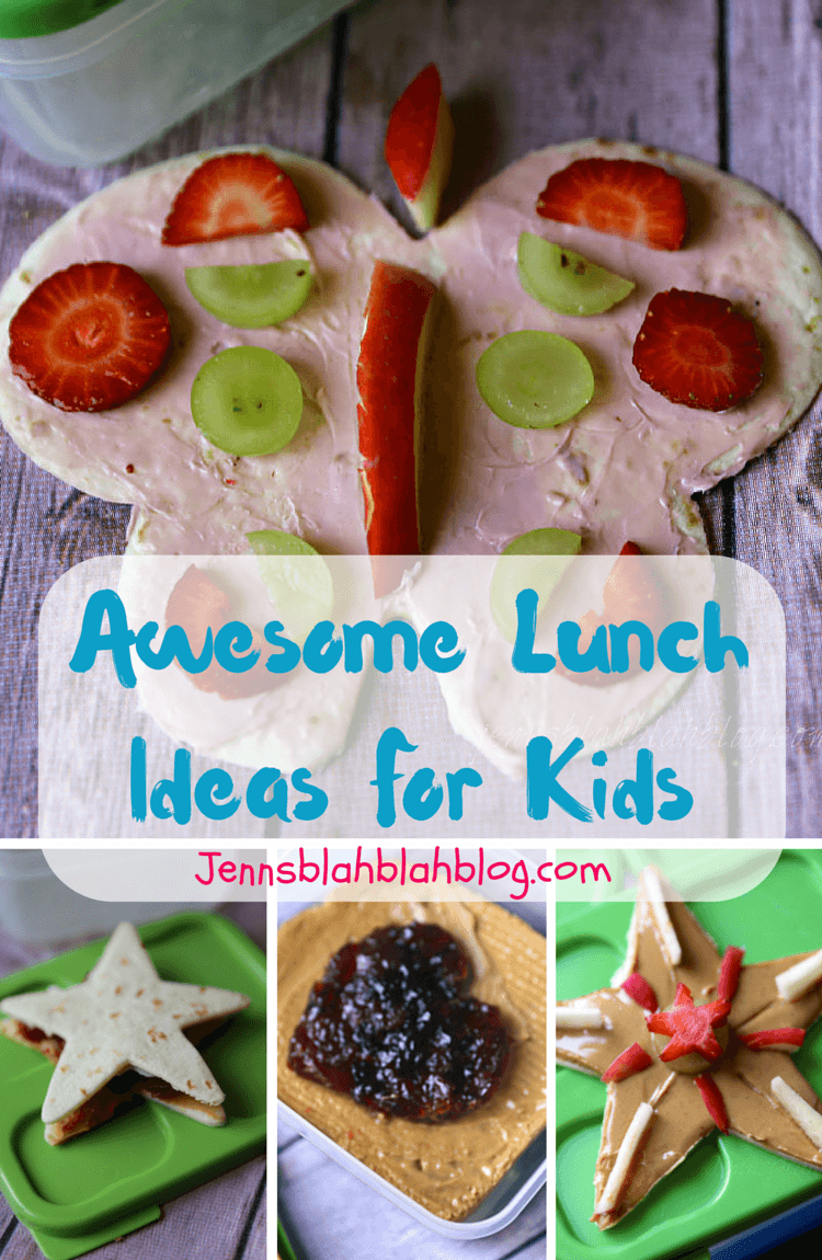Ideas For Kids Bedroom: Fun & Easy Lunch Ideas For Kids