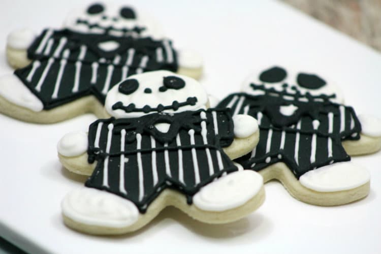 Spooky Zombie Halloween Cookies Recipe yummy