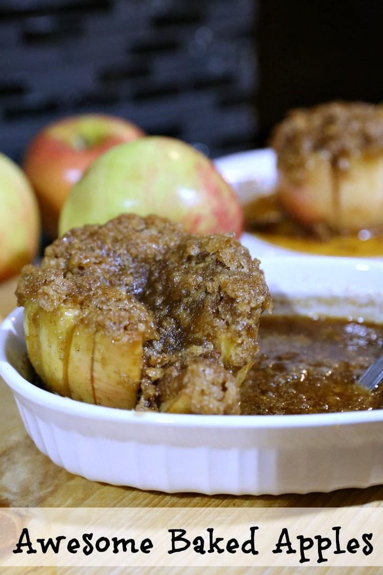 baked apple recipes