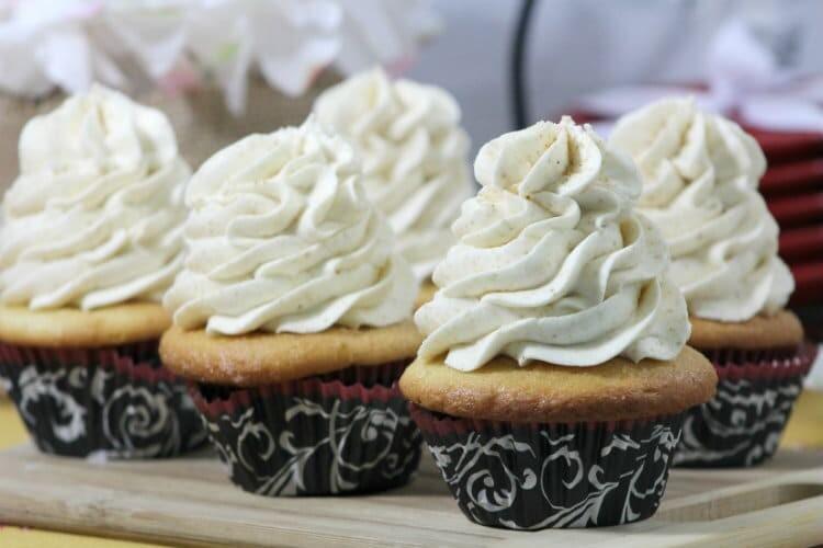 cia tea cupcakes