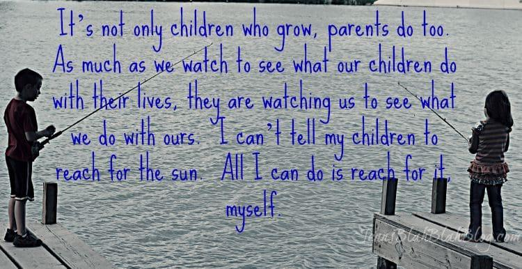 quotes about being parents