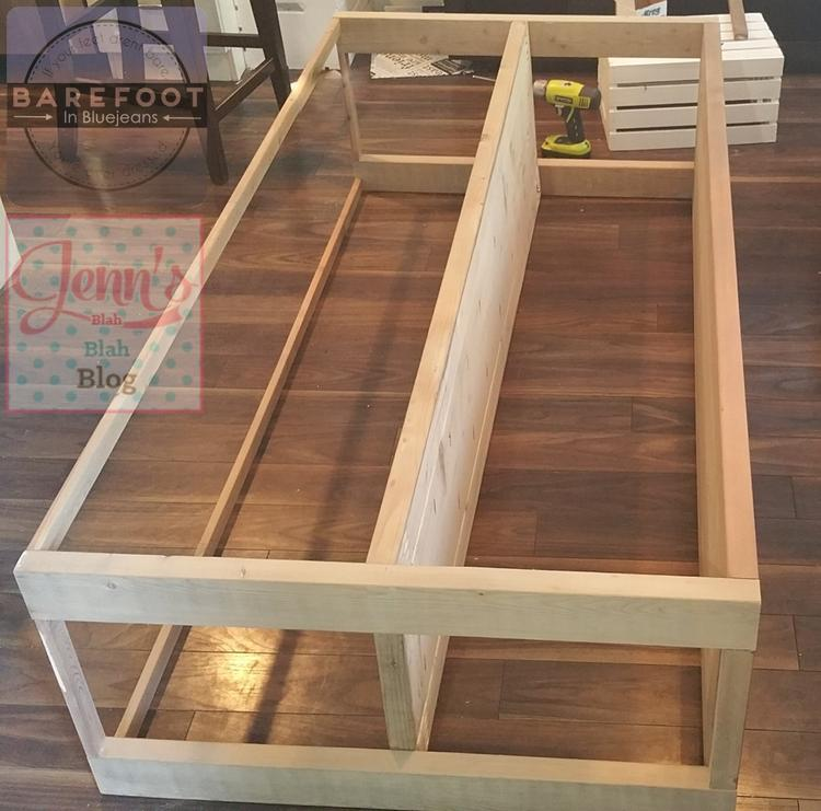 How To Build A Wood And Steel Console Diy Restoration