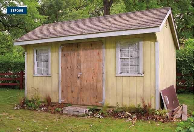 Attention Ladies Create Your Own She Shed Jenns Blah