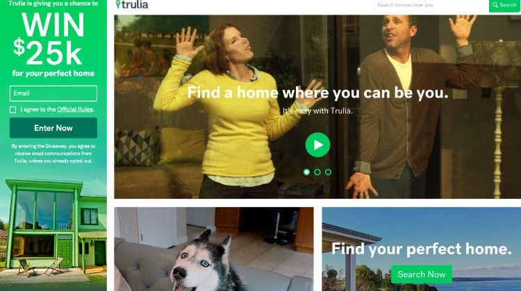 Don't Miss Your Chance To #Win The #TruliHome 25K Giveaway