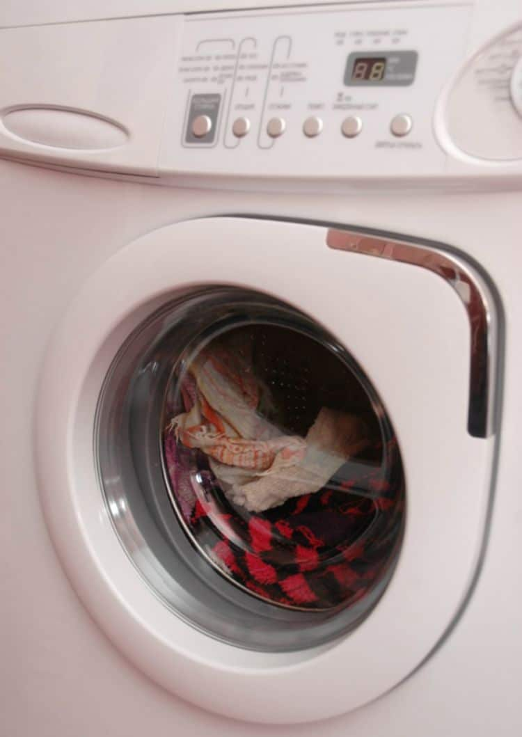washing machine soda