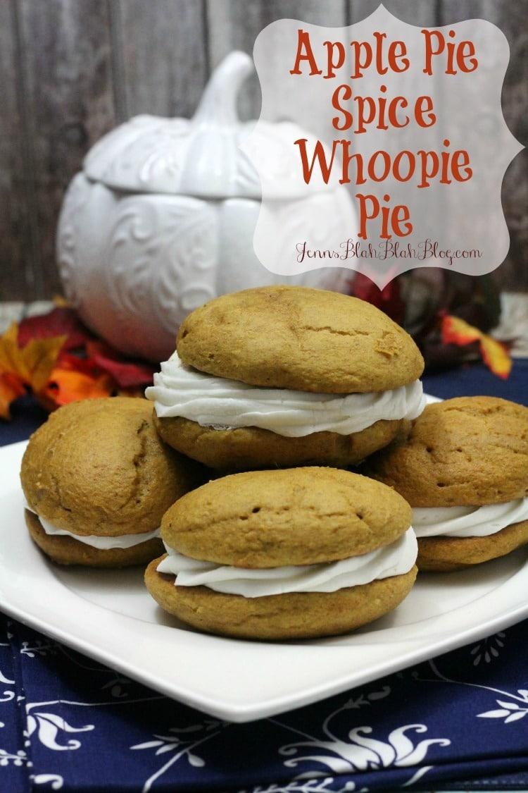 Apple Pie Spice Whoopie Pies Recipes