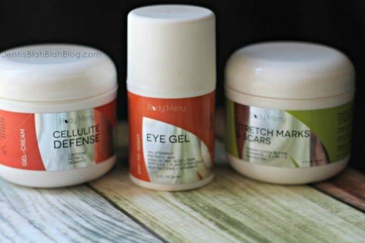Body Merry Skin Creams