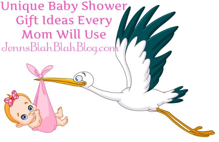 Baby Shower Gift Ideas From Mom ~ Unique baby shower gift ideas every mom will use