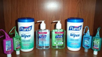 Get as Close to Germ Free as Possible with Purell