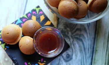 Easy Peanut Butter & Jelly Baked Doughnut Holes Recipe + A Special PB&J Moment!